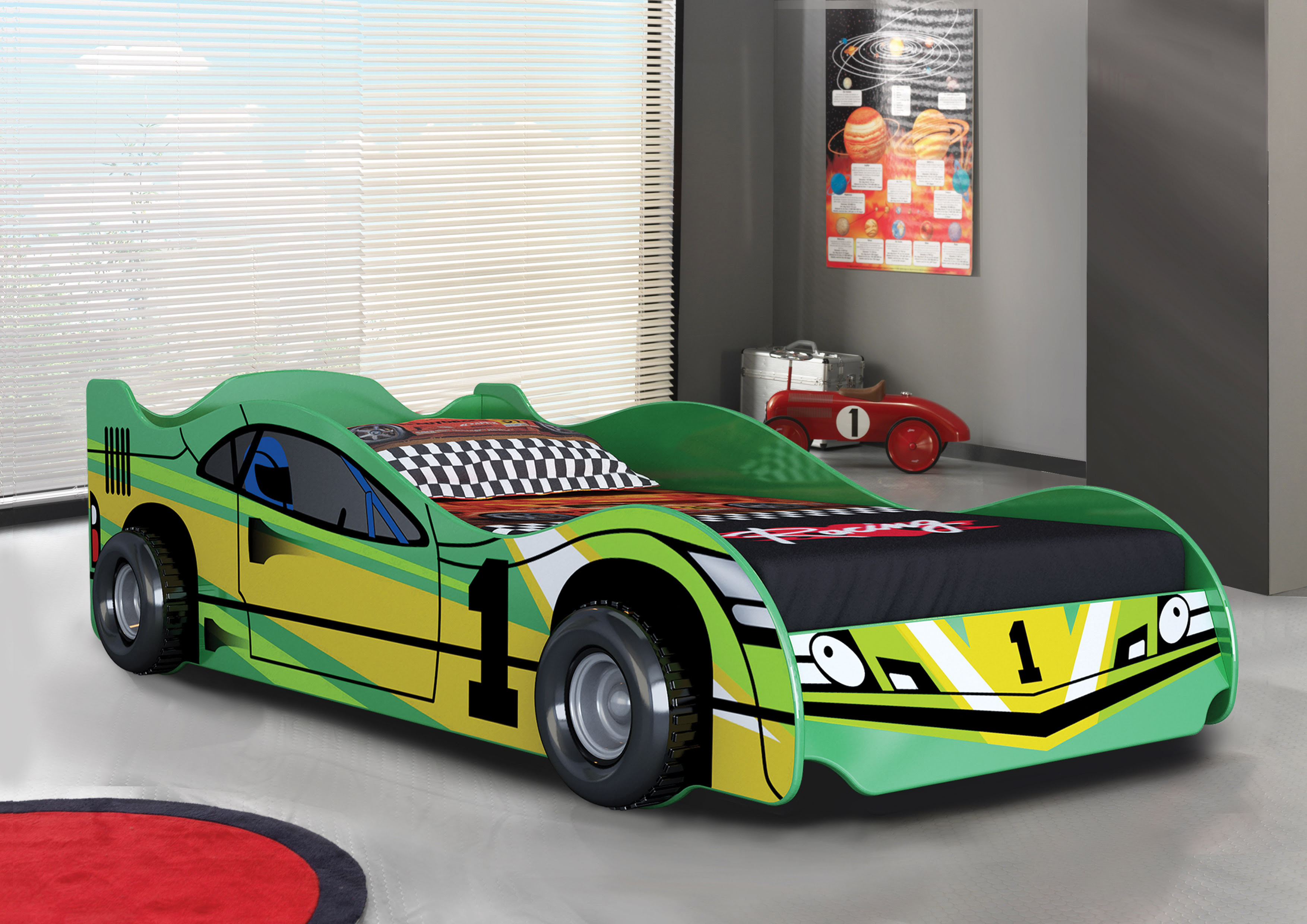 10-Green-Speeder-Car-Bed