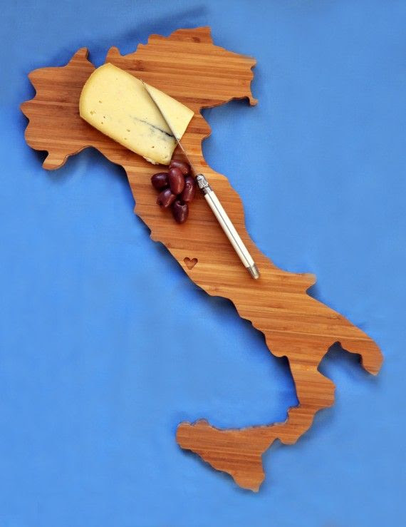 AHeirloom's Italy Cutting Board by AHeirloom on Etsy