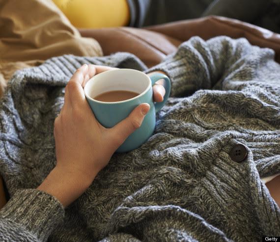 home lounging coffee