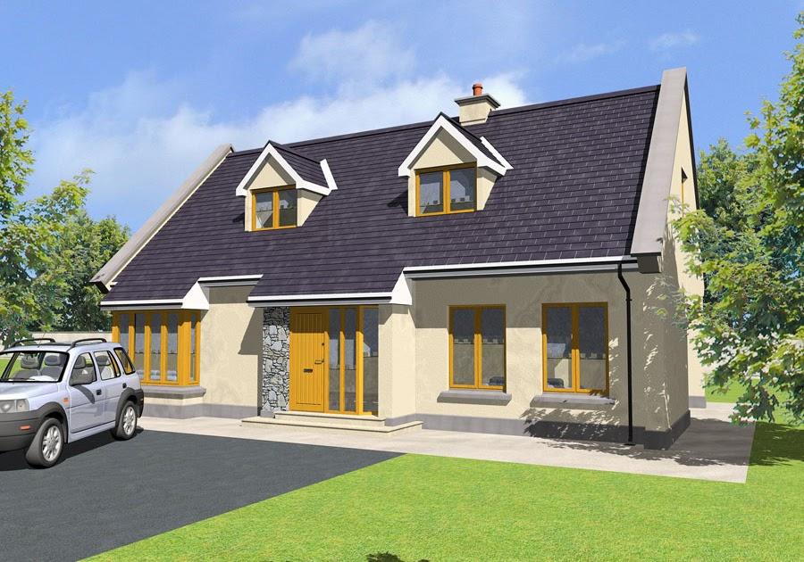 House plans and design house plans ireland dormer for Plan ireland