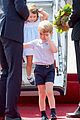 kate middleton prince william touch down in germany with george charlotte 01