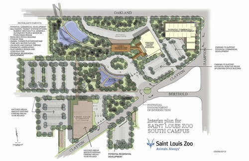 Zoo - Deaconess Site Proposal