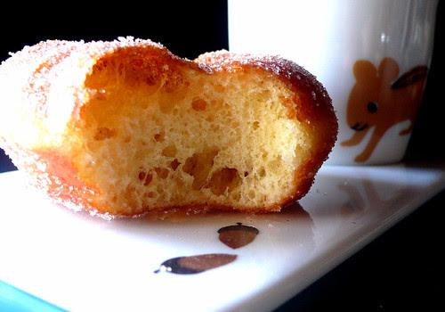 doughnut innard