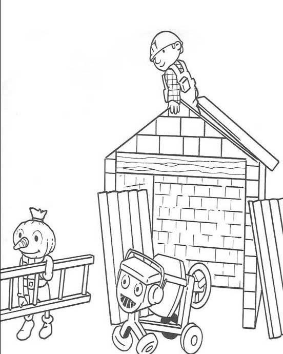 bruder ausmalbilder baustelle  kinder zeichnen und ausmalen