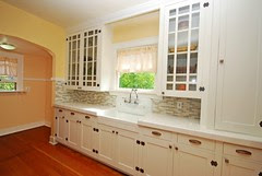 Kitchen sink & nook