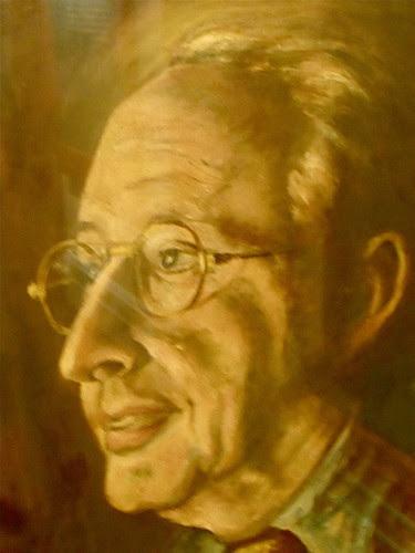 47  211/365  Gershwin paints Jerome Kern