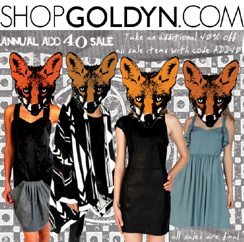 Take 40% off all sale items at Goldyn - ShopGoldyn Coupon Code