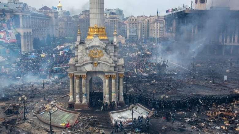 Мировой Зверь – сионизм – открыто пошёл в атаку на Русь