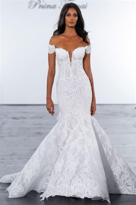 Pnina Tornai Fall 2018 Wedding Dress Collection   Wedding