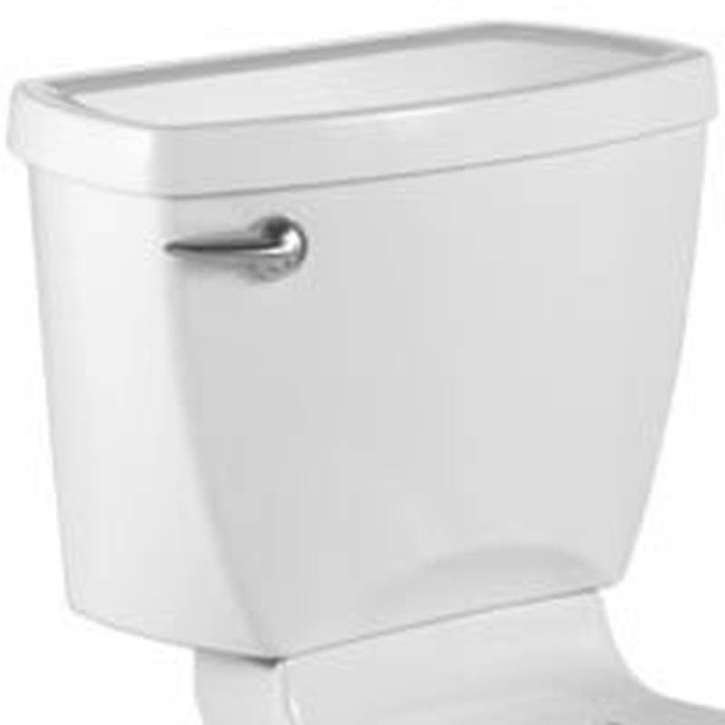 American Standard Champion 4 Round Front Toilet Tank 16 Gpf 4 In