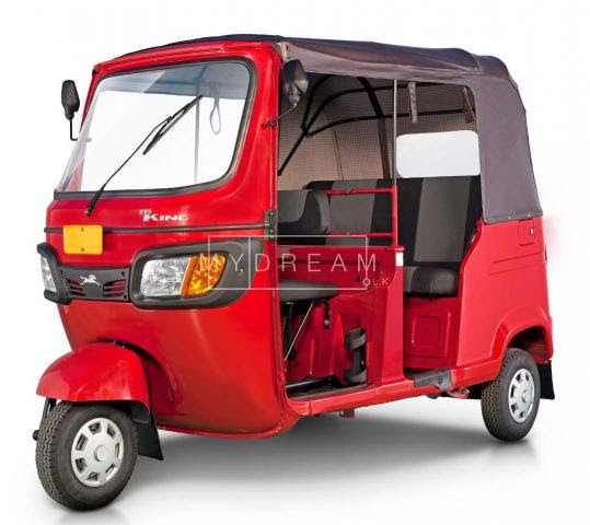 Three Wheelers Tvs King Threewheel 2015 Nugegoda Mydream Lk