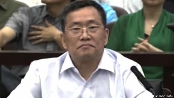 Zhou Shifeng (Foto: picture alliance/AP Photo)