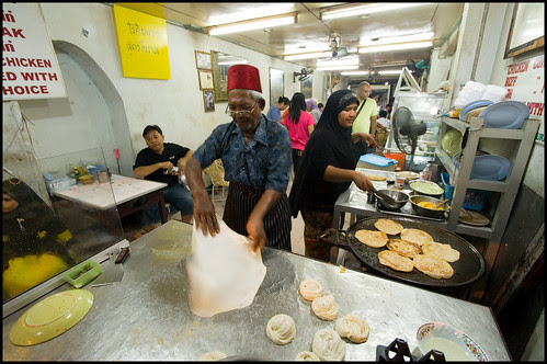 Abduls Roti Shop on Thalang Road