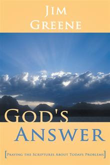 God's Answer cover - Book 2