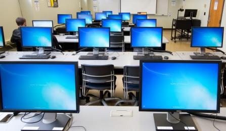 Computer Labs - Graduate School of Education - University at Buffalo