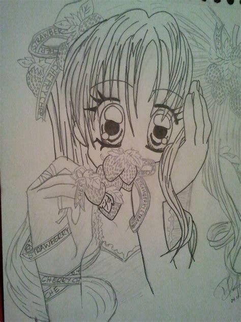 random anime drawings drawing anime fan art