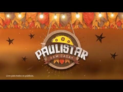 Paulista realizará 'Live Paulistar em Casa' nesta quarta-feira (23/6), véspera de São João