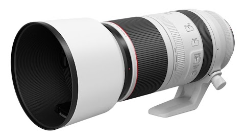 More Canon Lenses Are on the Way