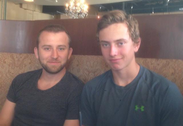 Drew and Jack