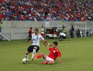América-RN x ABC, Arena das Dunas (Foto: Augusto Gomes)