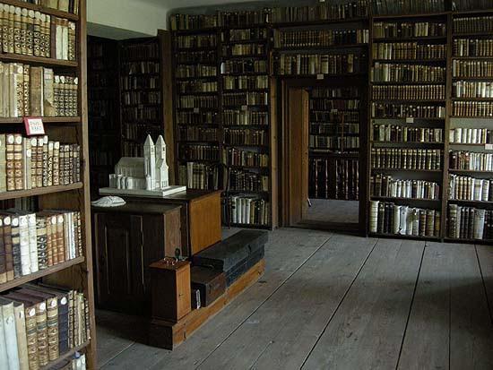 Biblioteca de la Catedral de Kalocsa, sala K