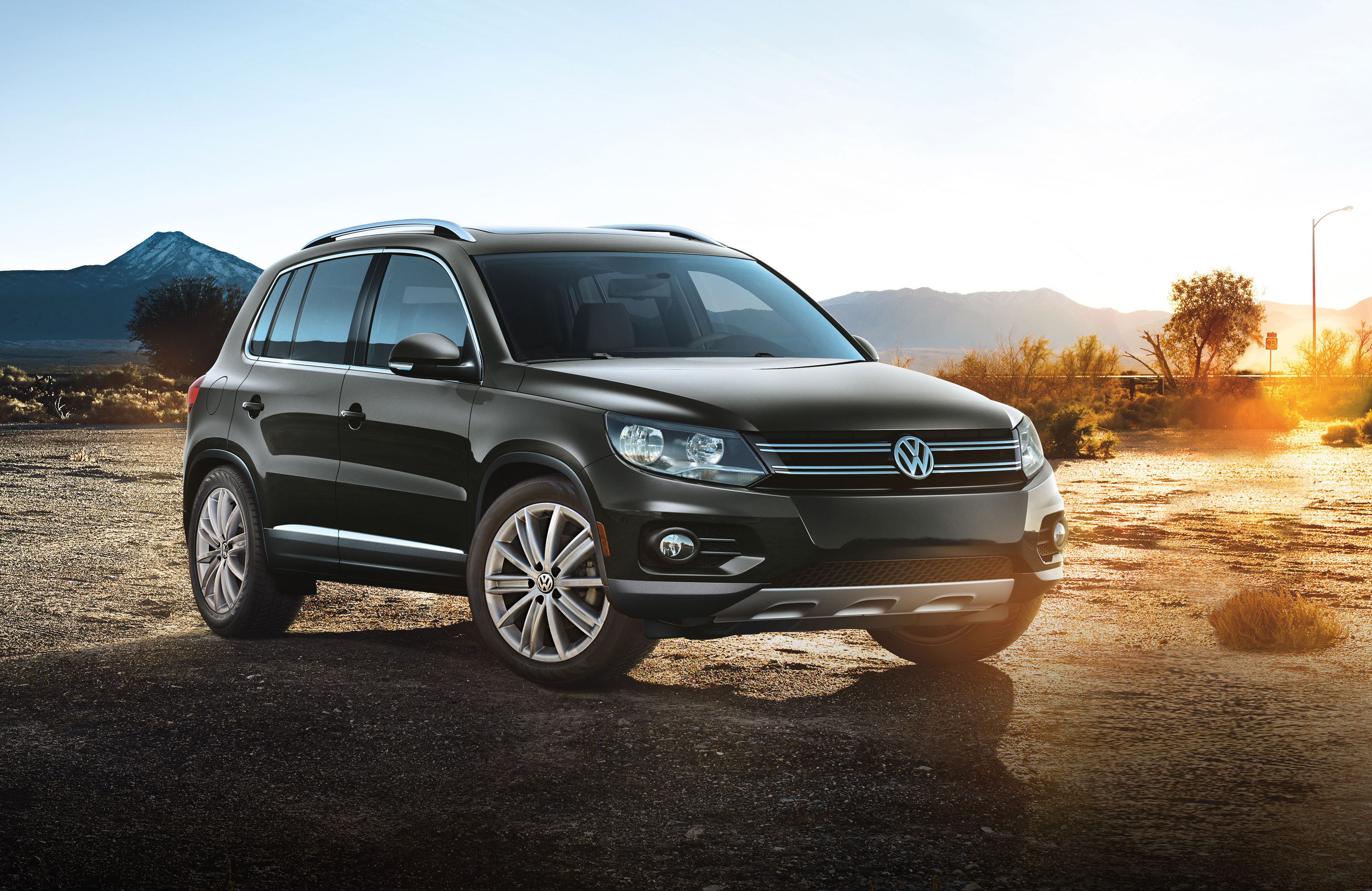 volkswagen tiguan desktop  HD Desktop Wallpapers  4k HD