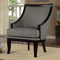 Prescott Houndstooth Chair