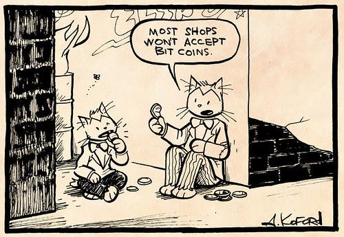 Laugh-Out-Loud Cats #2448 by Ape Lad