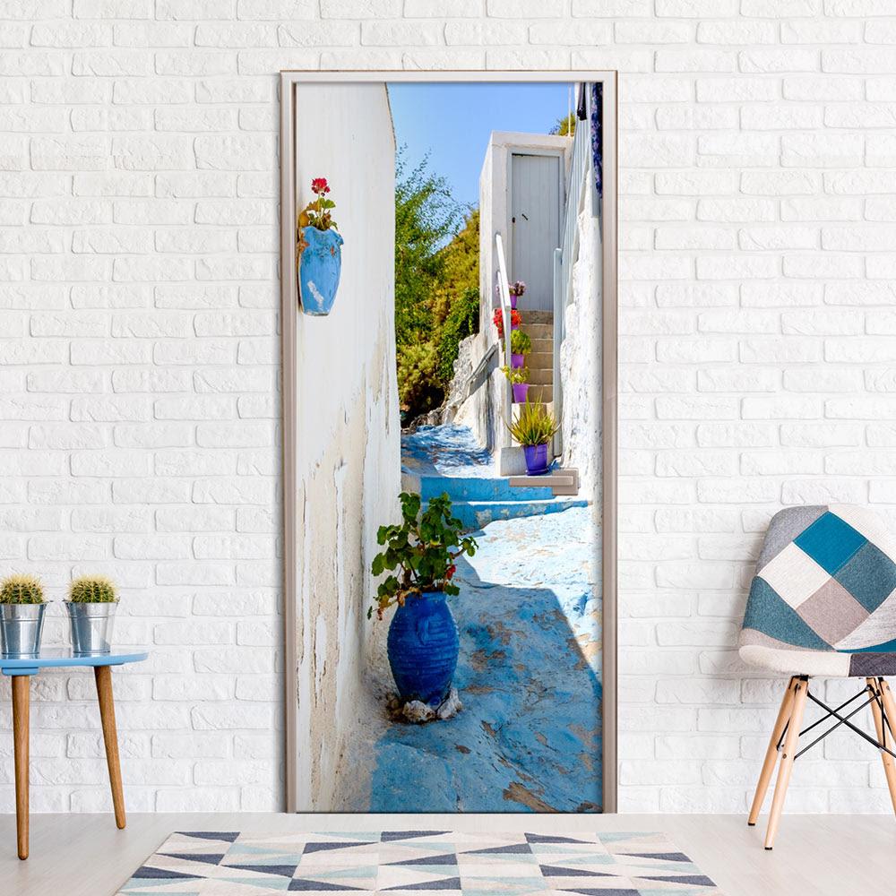 DOOR WALLPAPER! MURAL WALLPAPER DOOR POSTER, DOOR STICKER, FOTO dB0119ab  eBay