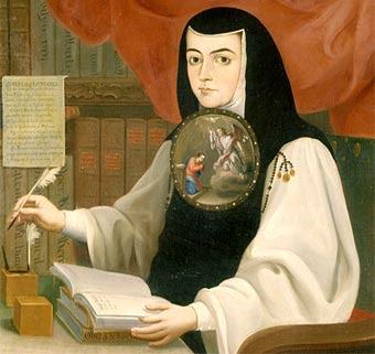 Biography of Sor Juana Inés de la Cruz | Mexican writer.
