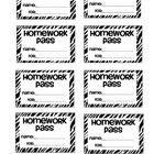 1000+ ideas about Homework Pass on Pinterest   Student birthday ...