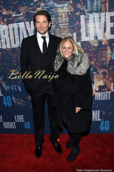 Bradley Cooper & Gloria Campano