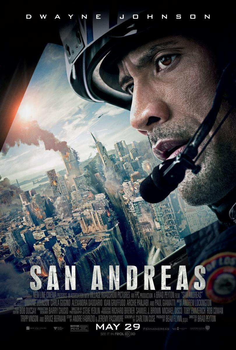 película, san andreas, catastrofes, terremotos, solo yo, blog solo yo, blog de cine,