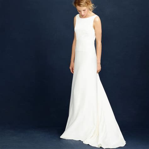 5 J.Crew Gowns Perfect for a Winter Wedding   29Secrets