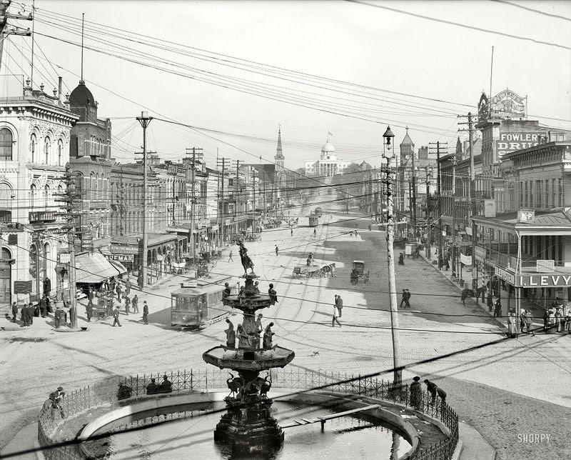 America 100 Years Ago