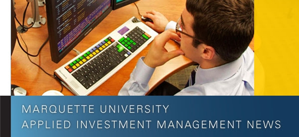Applied Investment Management Program at Marquette University