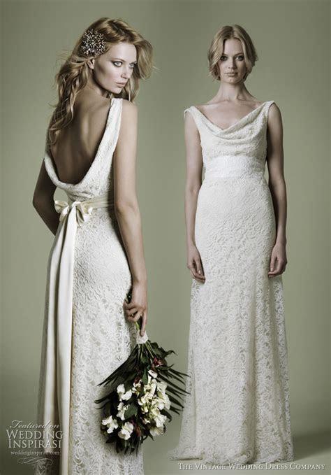 The Vintage Wedding Dress Company Decades Lace Bridal