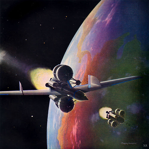 ... leaving for Mars! by x-ray delta one