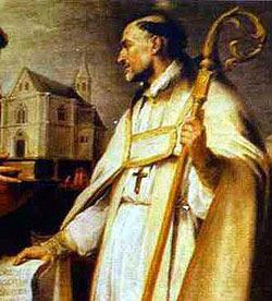 Image of St. Leander of Seville