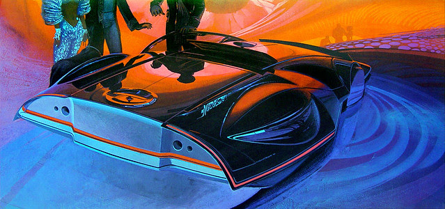 car ... Syd Mead