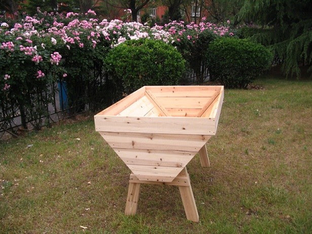 Gardening Raised Vegetable Planting Beds - patio furniture and ...