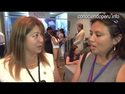 ConociendoPeru entrevisto a  ROSA ELENA BALCAZAR Presidenta de AHORA Huaral