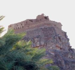 Khaybar fortress (Courtesy CC BY-SA 3.0)