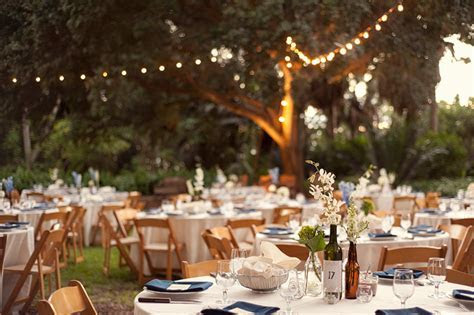 top 6 garden wedding venues florida fairchild tropical