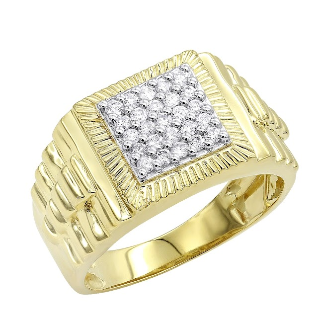 How to Choose The Perfect Mens Gold Wedding Rings