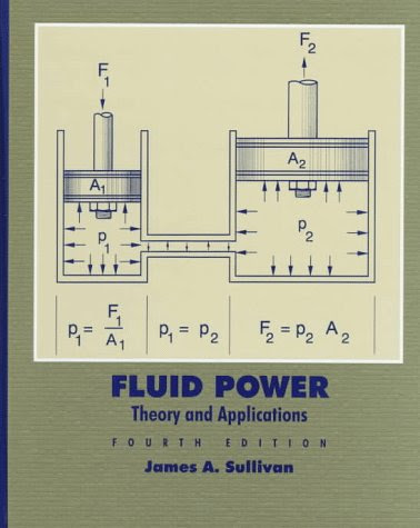 Fluid Power: Theory and Applications (4th Edition)