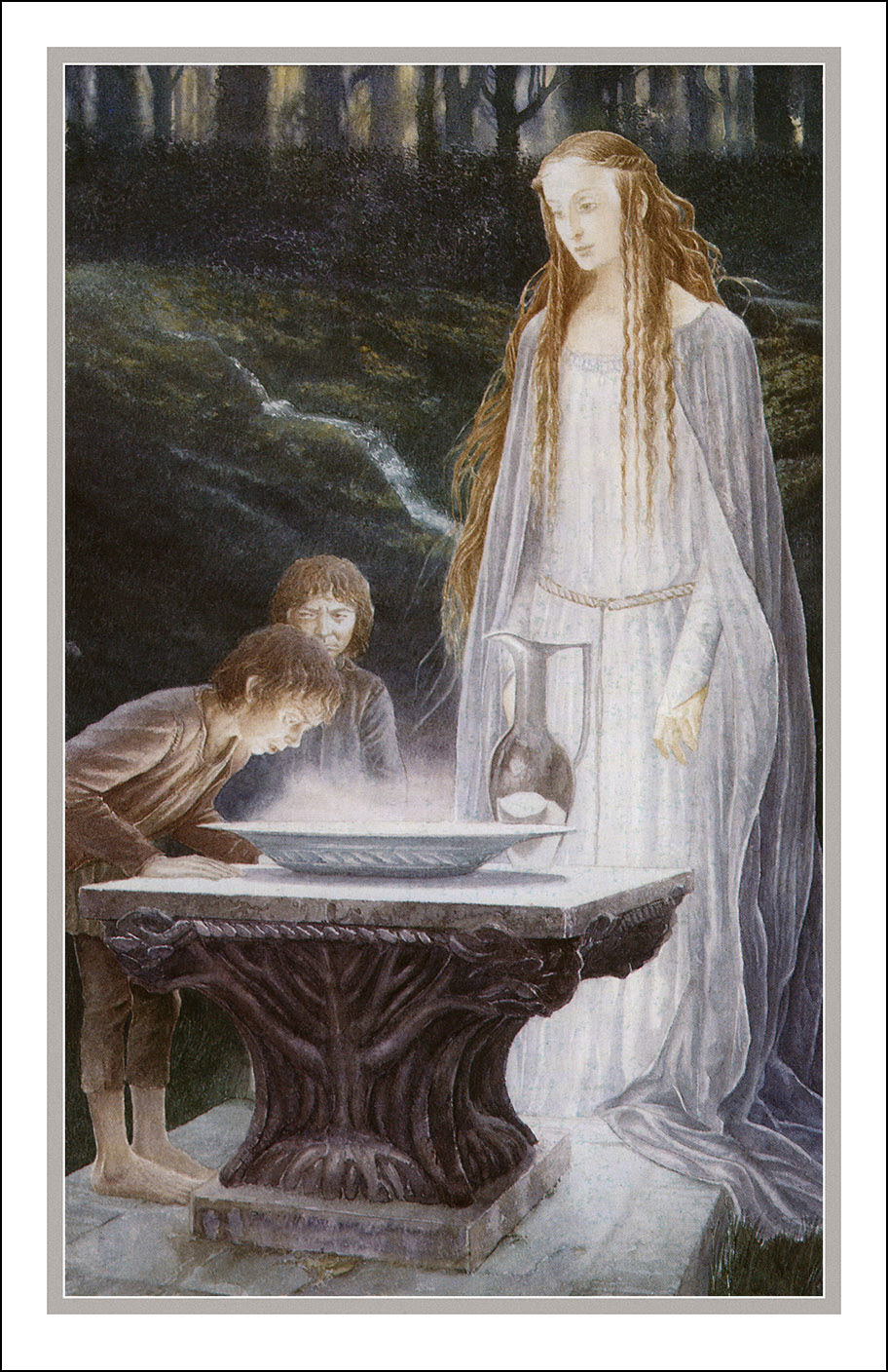 Alan Lee. THE LORD OF THE RINGS