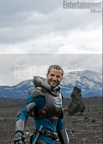 Logan Marshall Green in Prometheus