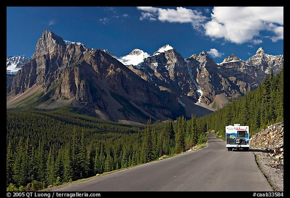 Image result for rv s in banff roads