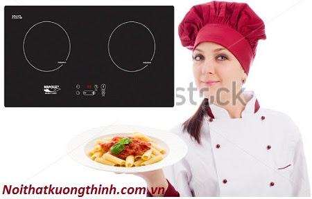 Bếp từ Napoliz ITC4000 nhiều tính năng vượt trội